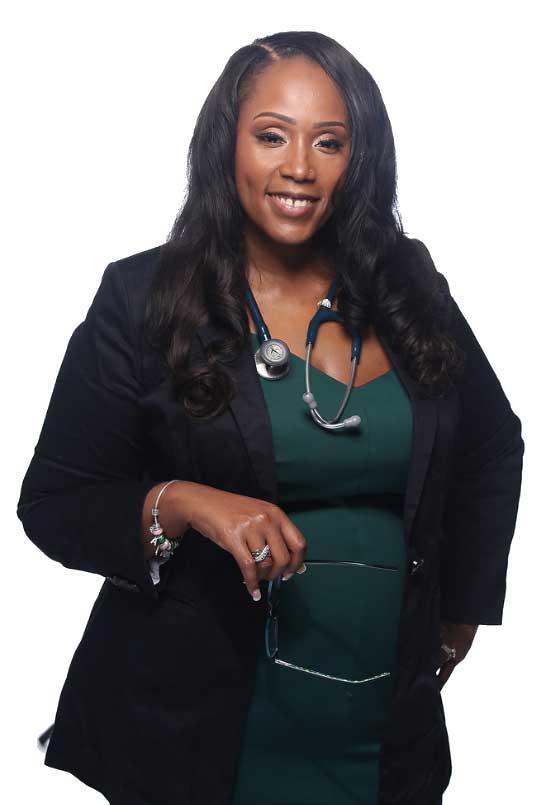 Dr. Nicole Y. Edwards